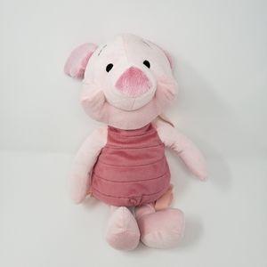 Disney Winnie the Pooh Plush Piglet Backpack